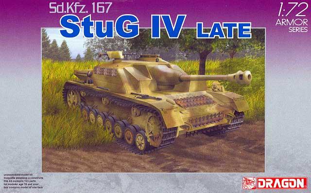 STUG - Sd.Kfz.167 Stug IV LATE  Dml7260reviewcs_1