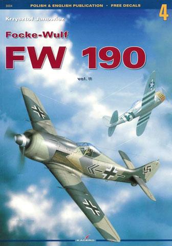 FOCKE-WULF FW 190 VOLUME ONE 1938-1943 - CLASSIC PUBLICATIONS 18