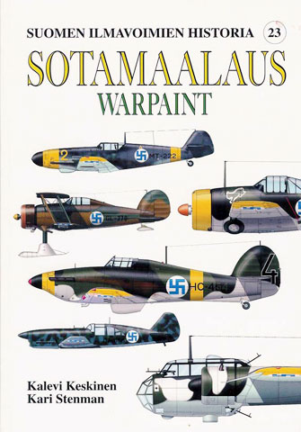 Finnish Air Force Camouflage and Markings 1939-1945 Book Review by ...