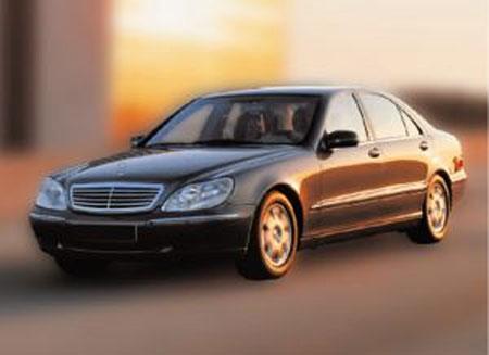 Mercedes 600s Review By Jason Woollett Italeri 1 24
