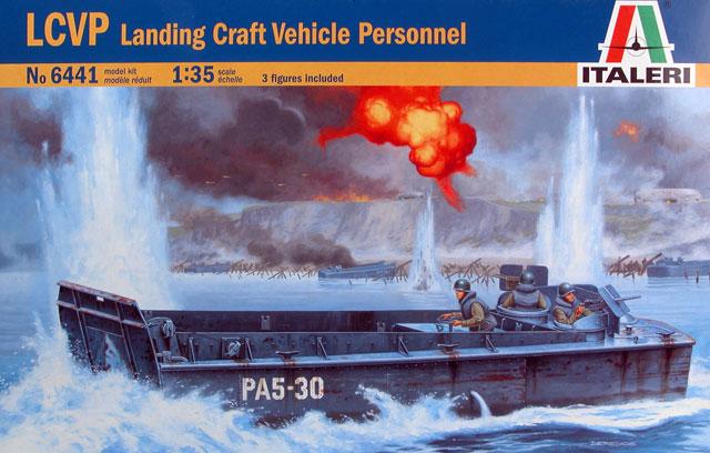 lcvp landing craft review by brett green  italeri 1  35